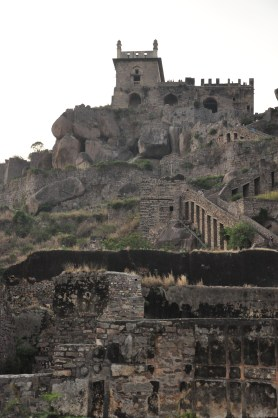 Golconda Fort View