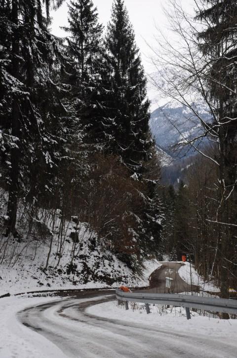 Way to Nebelhorn