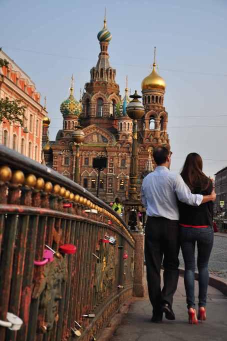St. Petersburg-Church
