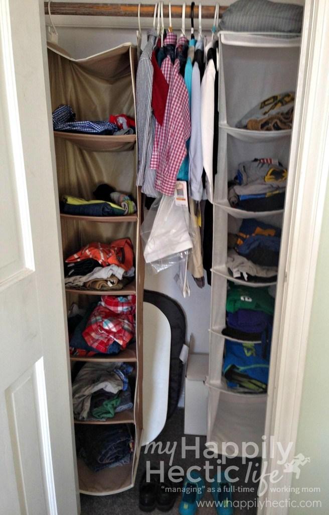 yes-fold laundry system closet