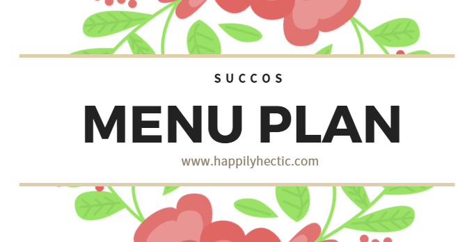 succos-menu-plan