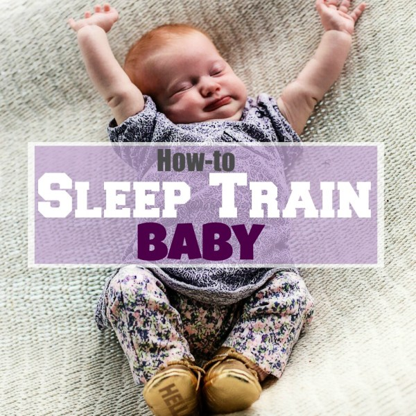 how-to sleep train baby - Sleep Training Tips: What You Need by popular Atlanta lifestyle blogger Happily Hughes