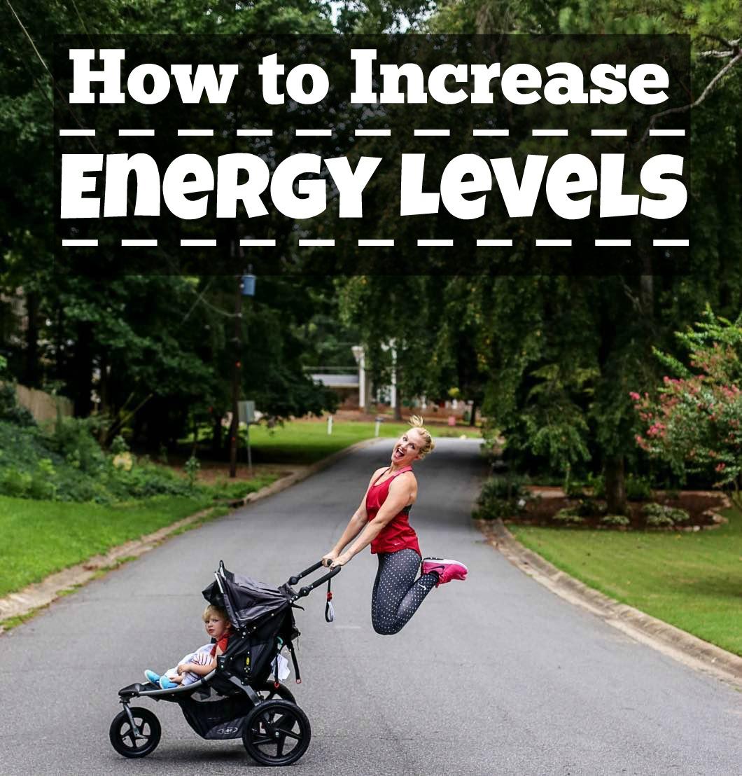 Increase Energy Levels