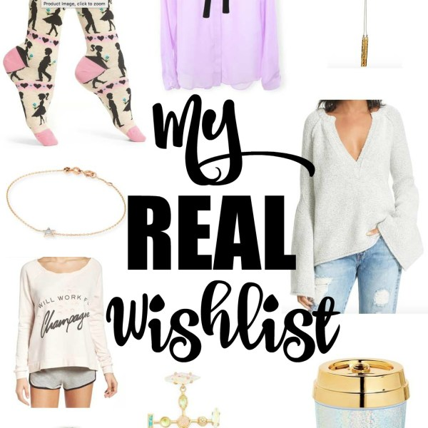 My Real Wishlist