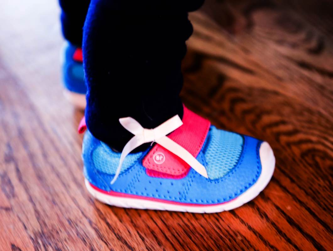 Stride Rite Soft Motion Shoes