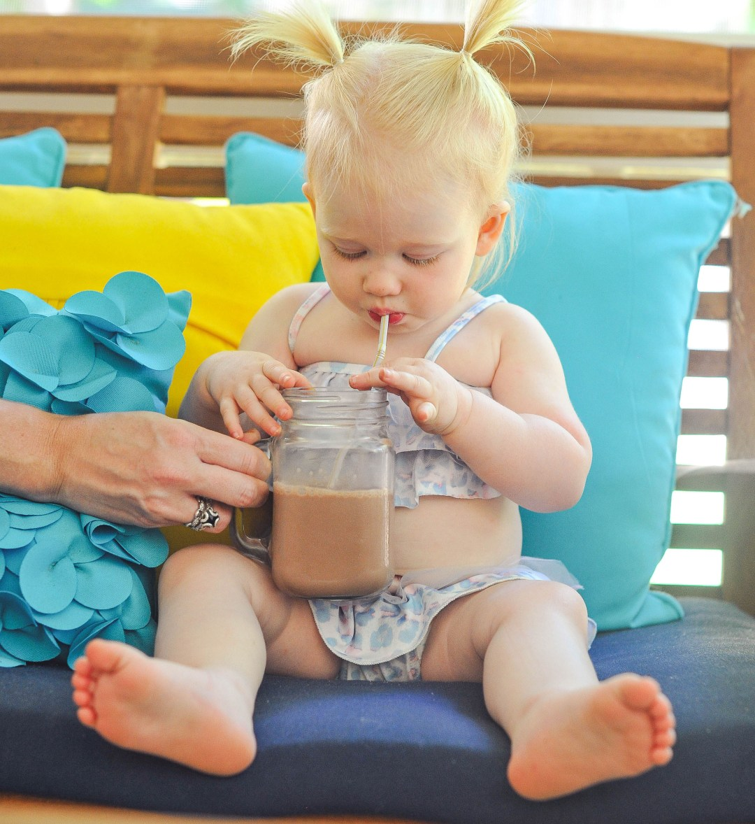 fairlife SuperKids Ultra Filtered Milk and Why We Love It by Atlanta blogger Jessica of Happily Hughes