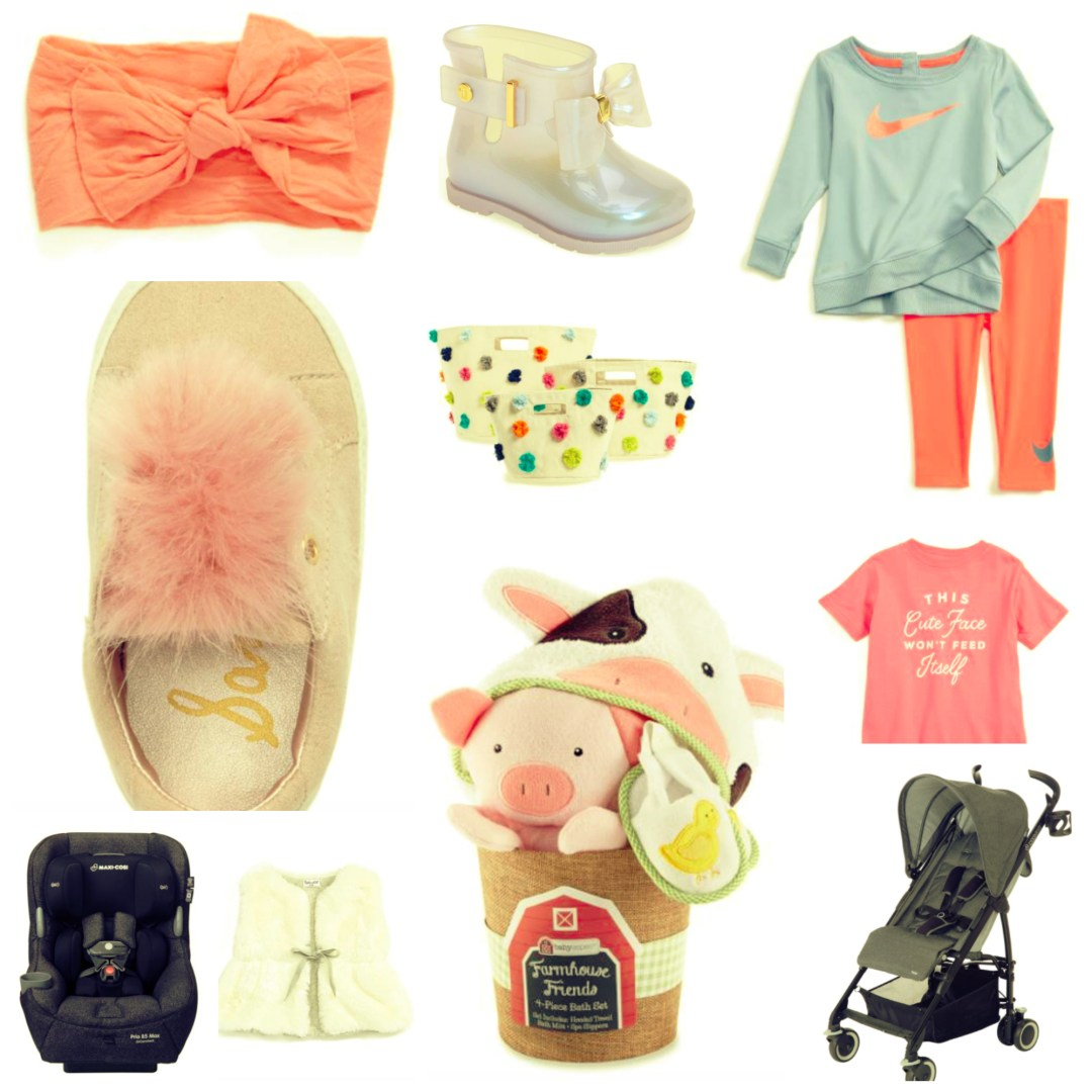 Nordstrom Sale Kids by Atlanta blogger Jessica of Happily Hughes