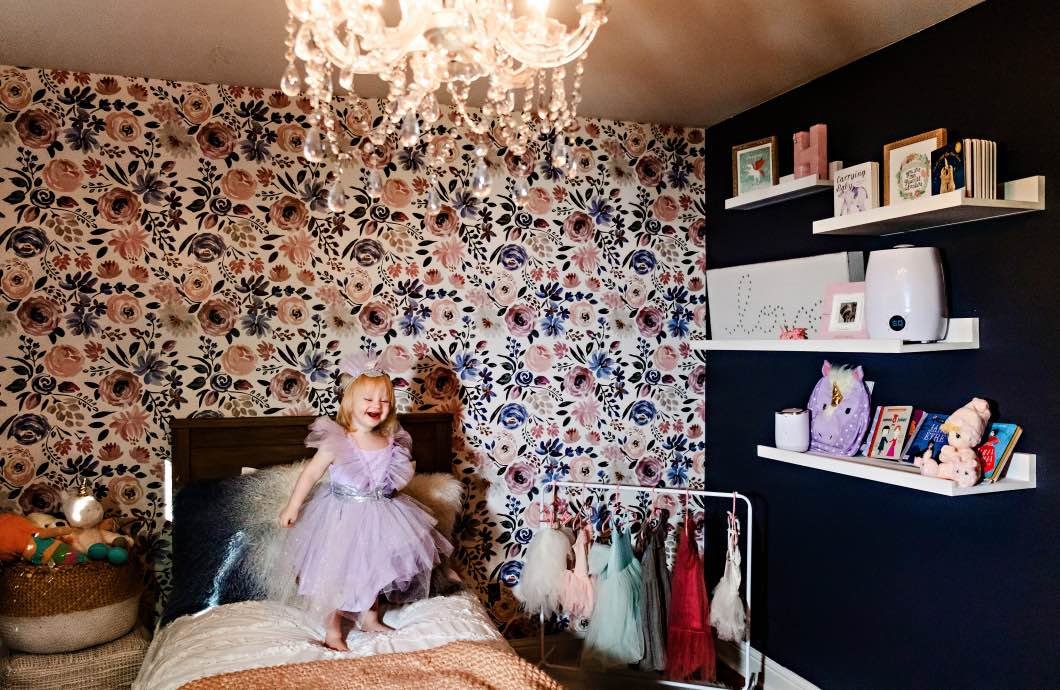 Transitioning to Toddler Room by Atlanta mom blogger Happily Hughes