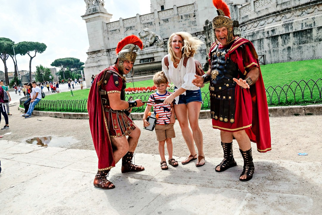Rome Travel Guide with the Family featured by popular Atlanta travel blogger, Happily Hughes