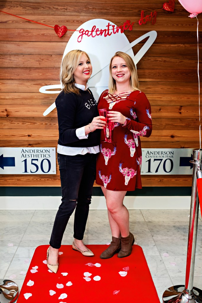 Local to Atlanta and looking for a great med-spa? Popular Atlanta Blogger Happily Hughes is sharing the ladies event at avalon anderson aesthetics here!