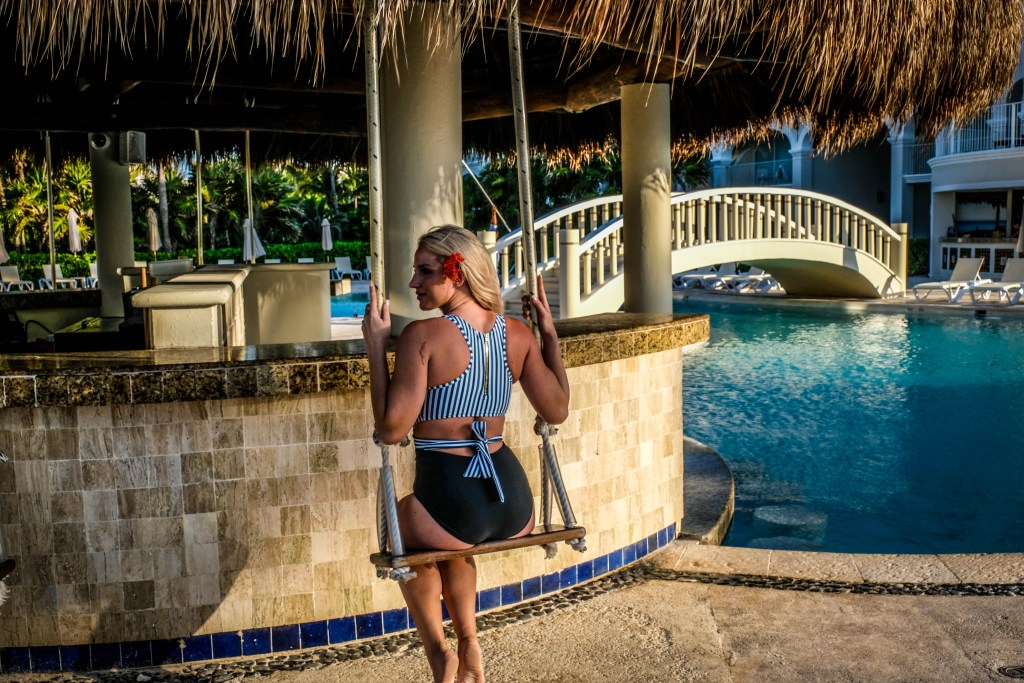Looking to head to Tulum Mexico with the family soon? Popular Atlanta Blogger Happily Hughes is sharing her Family Travel Guide to Tulum Mexico here!