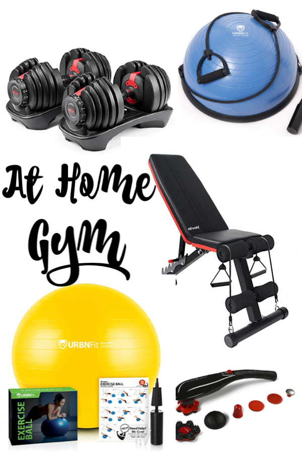 Looking for the best home gym equipment? Popular Atlanta Blogger Happily Hughes is sharing her top reccomendations for the best home gym equipment here!