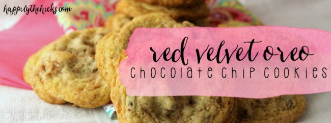 Red Velvet Oreo Chocolate Chip Cookies2