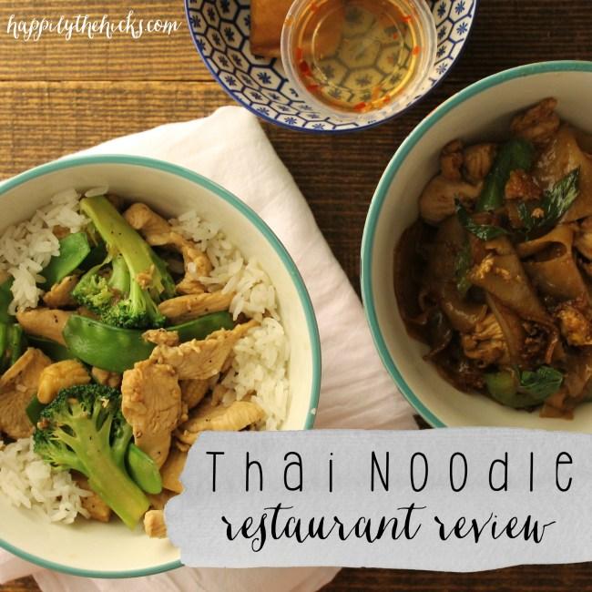 Thai Noodle Instagram