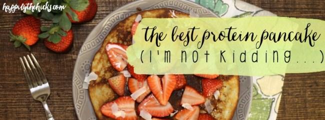 Best Protein Pancake