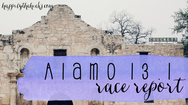 Alamo 13.1 Race Report featured