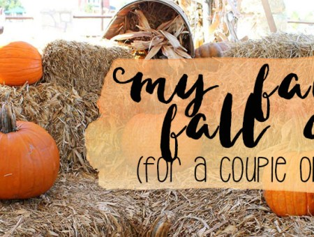 My Favorite Fall Dates | read more at happilythehicks.com