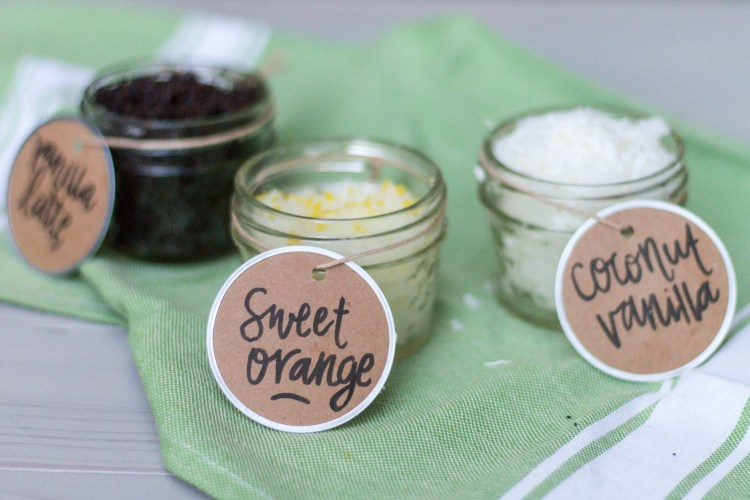 This homemade sugar scrub will be your new best friend! Also, read all about the benefits of sugar scrub, and why I love it so much! | read more at happilythehicks.com