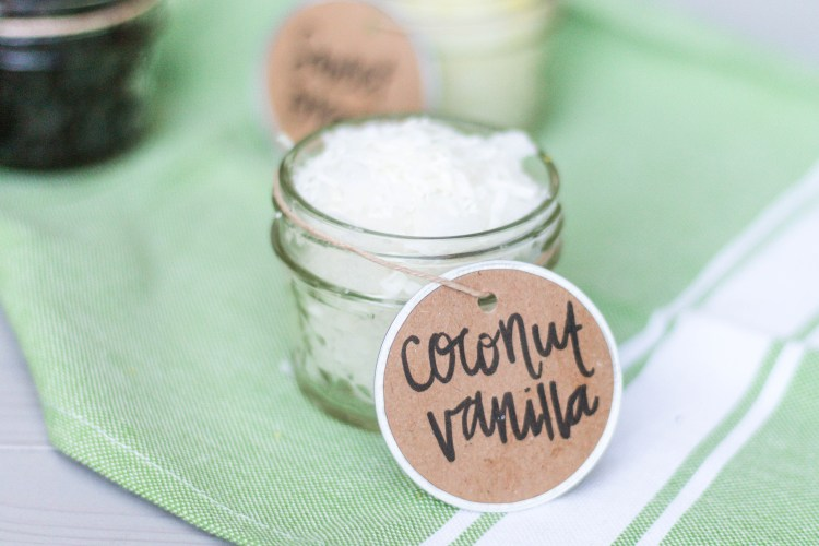 This homemade sugar scrub will be your new best friend! Also, read all about the benefits of sugar scrub, and why I love it so much!   read more at happilythehicks.com