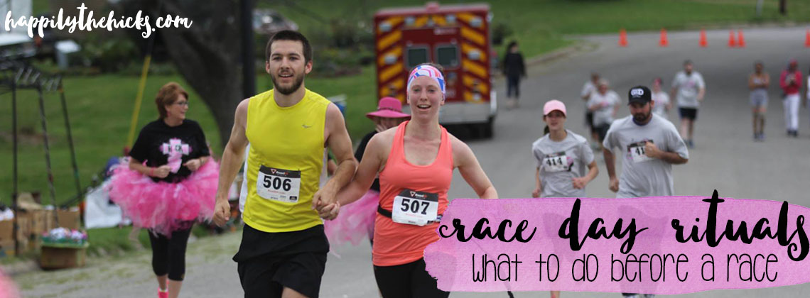 Race Day Rituals – What To Do Before a Race