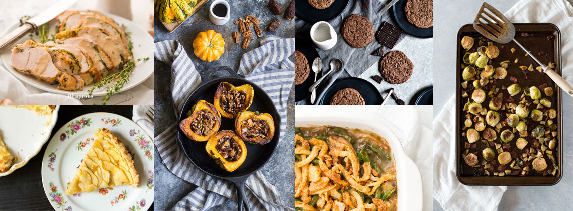Paleo Thanksgiving Recipes! | read more at happilythehicks.com