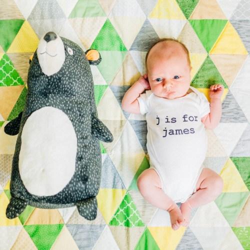James Richard | 1 Month Update