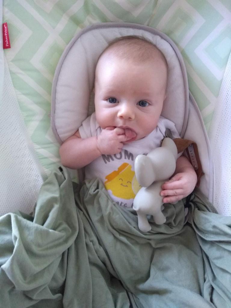 James Richard 3 Month Update | read more at happilythehicks.com