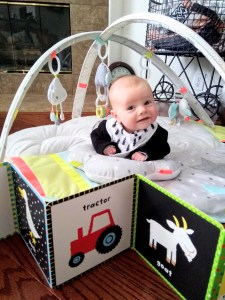 James Richard 3 Month Update | read more at happilythehicks.com