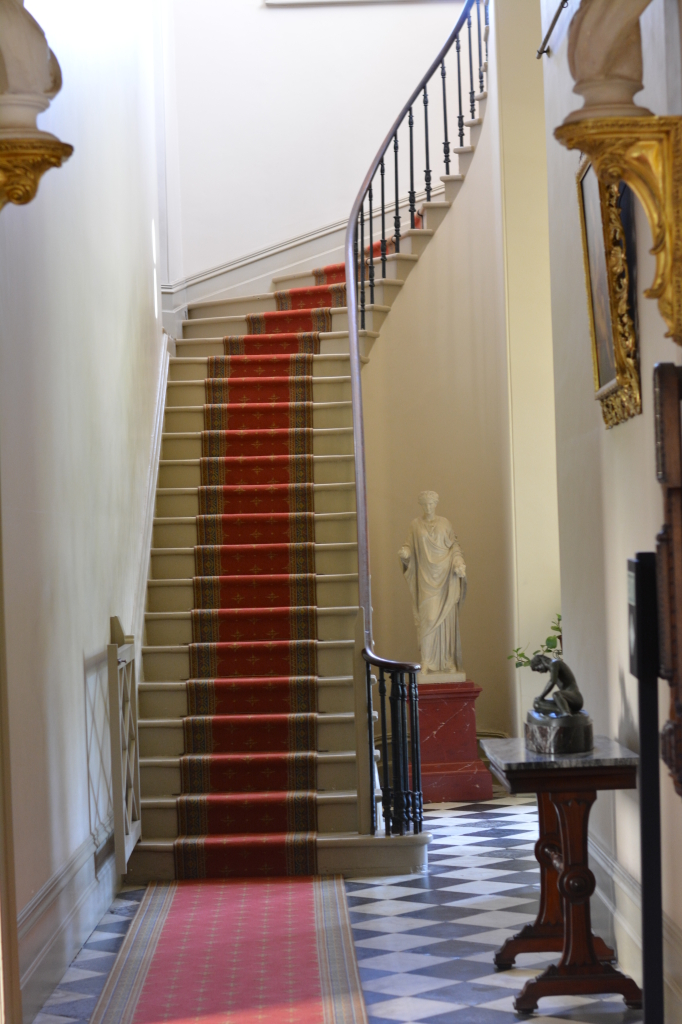 Staircase Vaucluse House