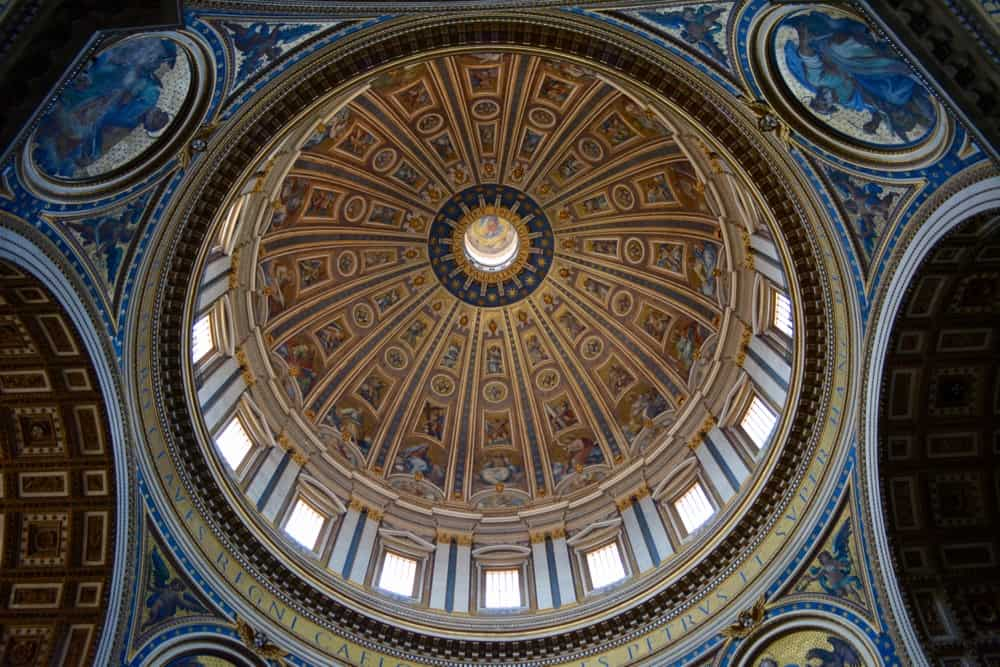 The cupola