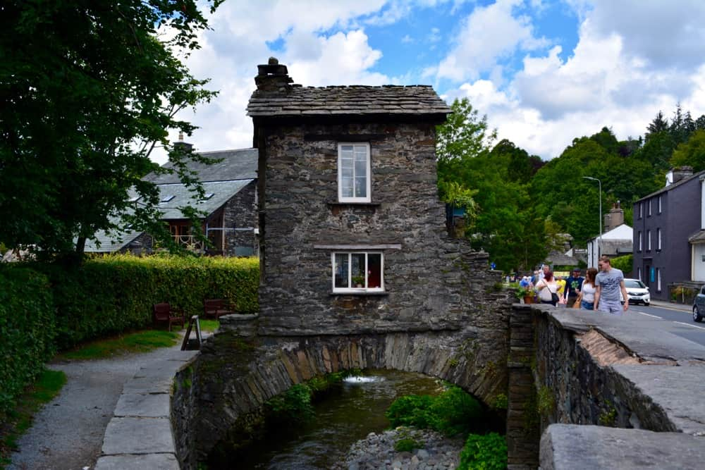 Ambleside Bridge House