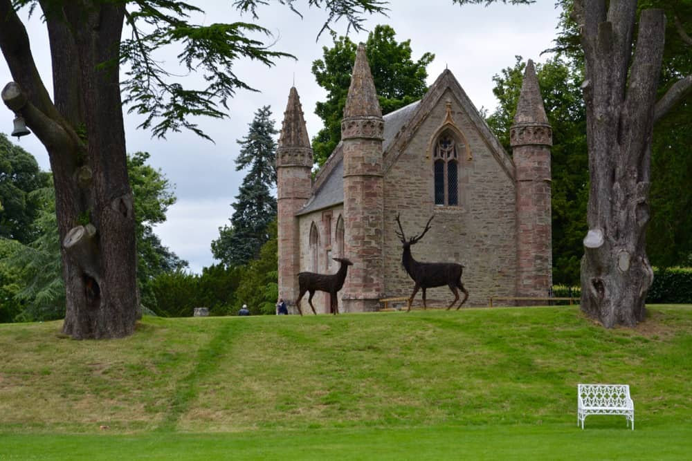 Moot Hill, Scone Palace