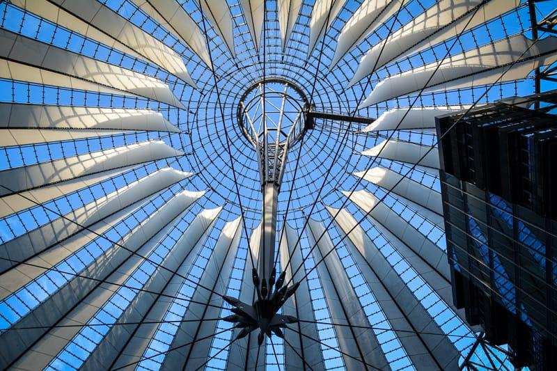 Sony Centre, Potsdamer Platz