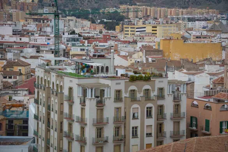 Rooftop terrace of Antonio Banderas.