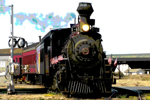Skunk Train edited