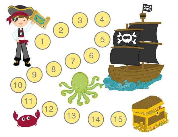 Printable Pirate Potty Training Reward Charts Tips Happiness Is Homemade
