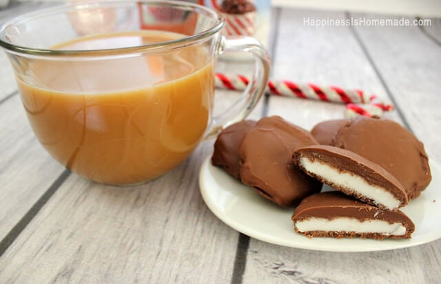 Homemade Peppermint Patties Recipe #loveyourcup #shop