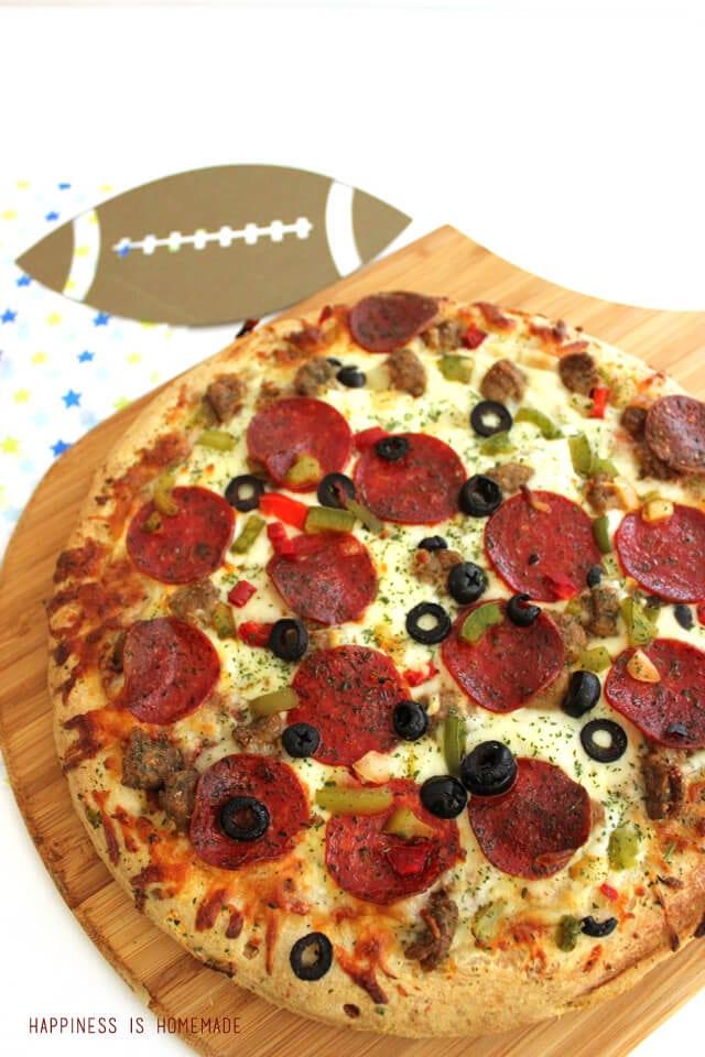 DiGiorno Rising Crut Supreme Pizzas