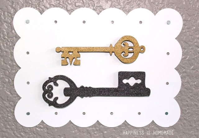 Keys as Magnets
