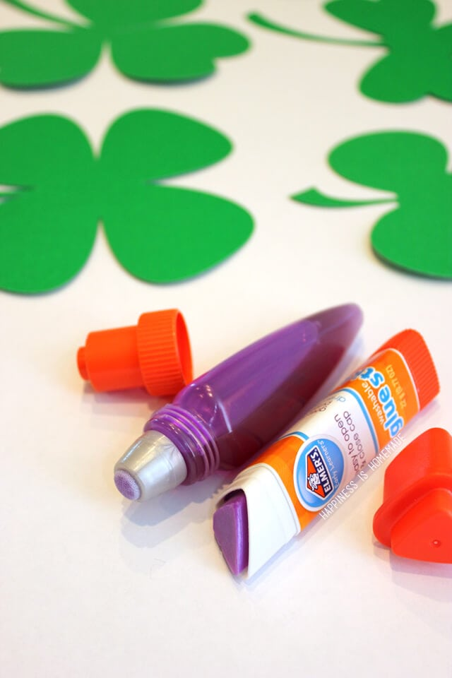 Our Favorite Elmers Early Learners Glues