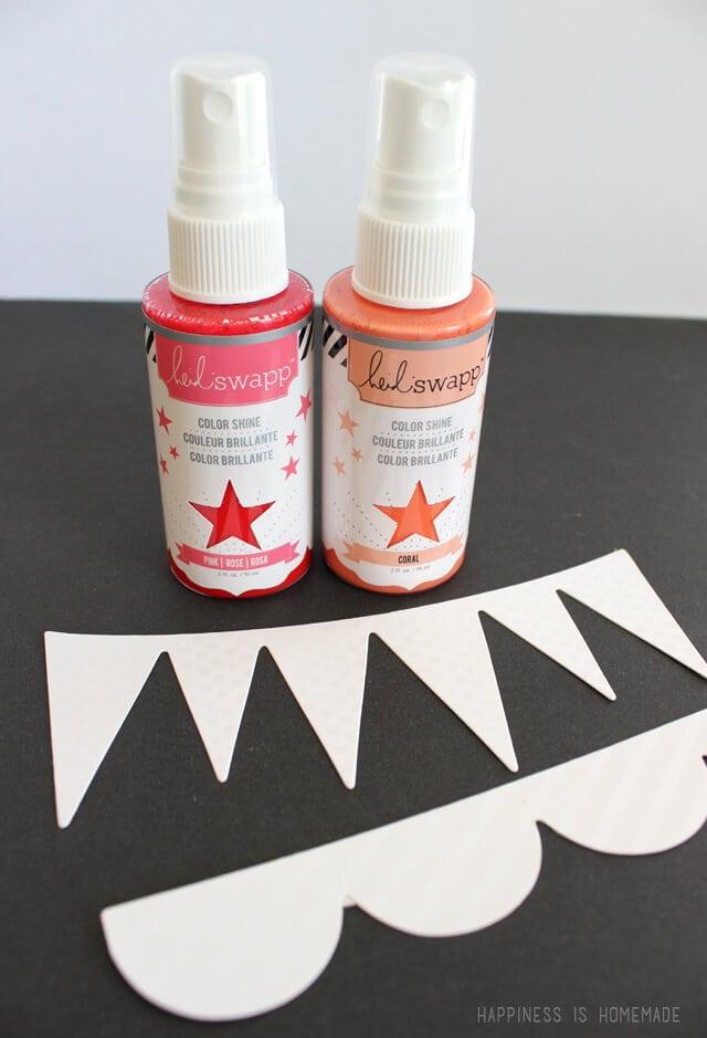 Heidi Swapp Color Shine Spray