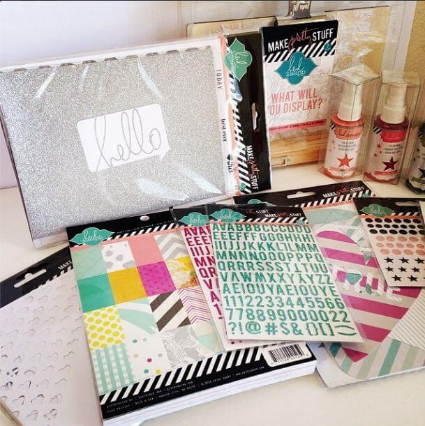 Heidi Swapp at Joann Stores Collection