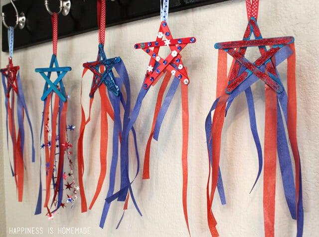 4th of July Kids Craft