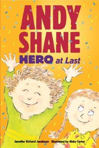 Andy Shane - Hero at Last
