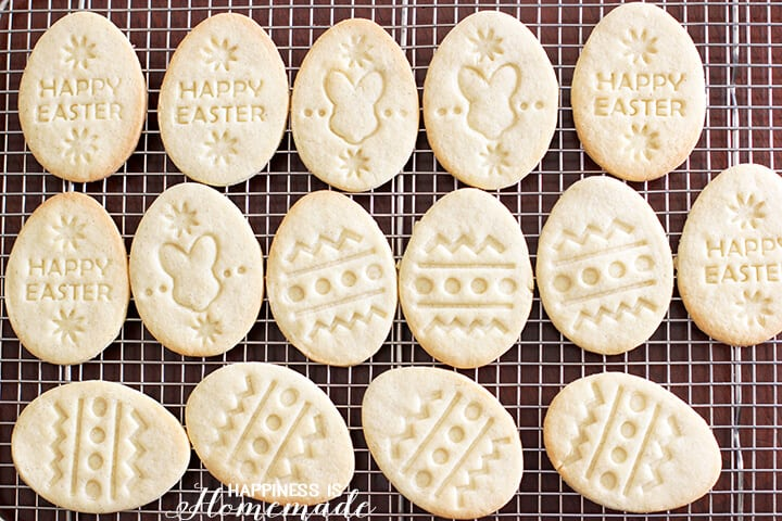 Easter Sugar Cookies with Sugar In The Raw