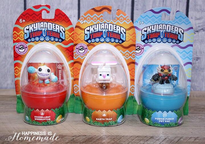 Skylanders Special Edition Easter Toys