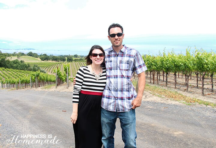 Touring Sonoma-Cutrer Vineyards 2