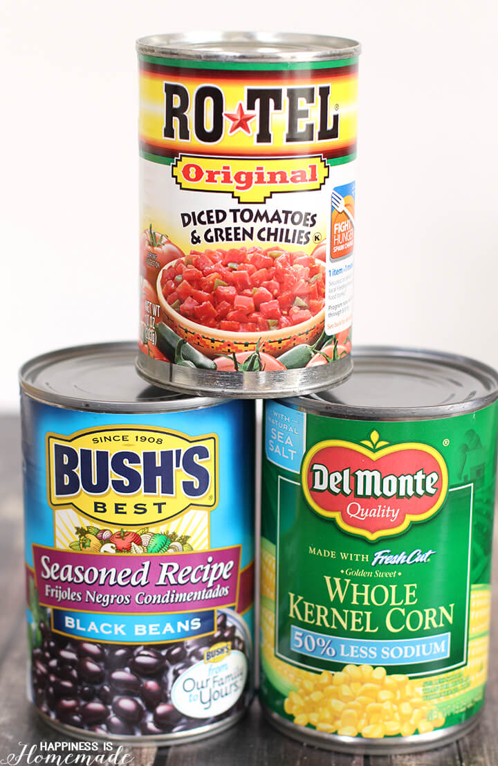 Canned Ingredients Get You Cooking