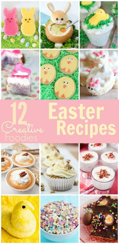 Creative Foodies Easter Recipes v2
