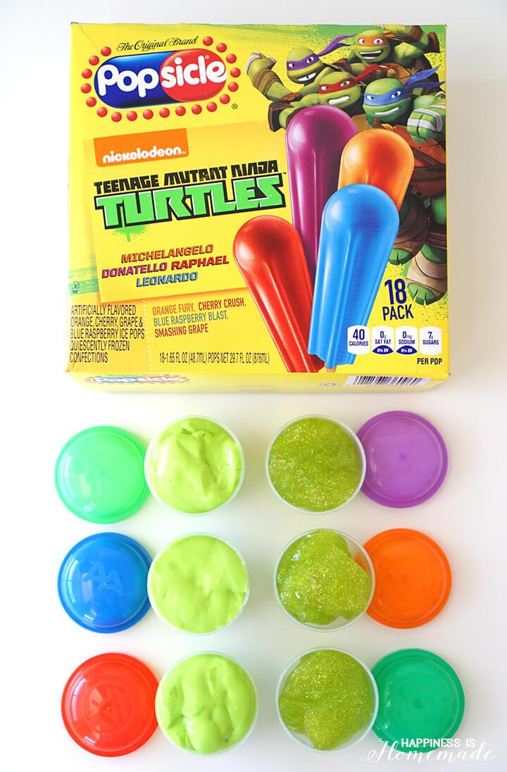 Teenage Mutant Ninja Turtle TMNT Sewer Slime